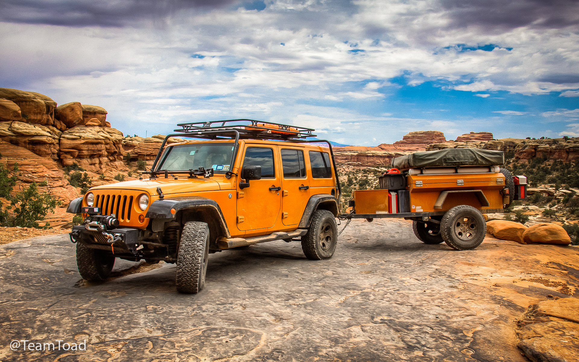 Ranch Jeep >> Team Toad: Jeeps